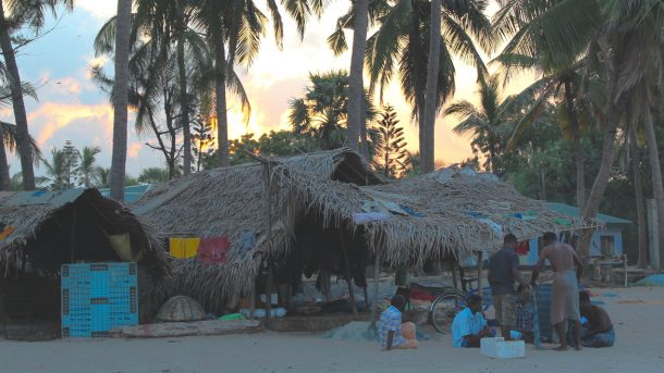 Trincomalee Beach Hut