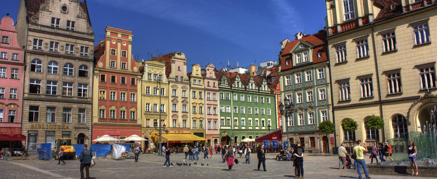 Wrocław Backpacking Travel Guide Backpackertrack Com
