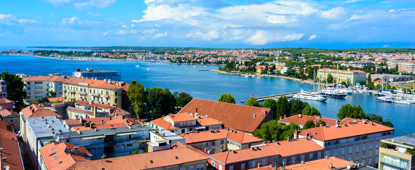 Zadar Backpacking Travel Guide Backpackertrack Com