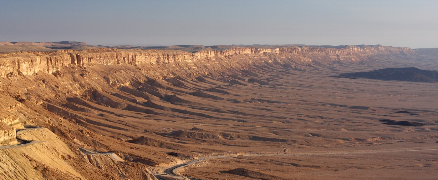 Mitzpe Ramon Backpacking Travel Guide Backpackertrack Com